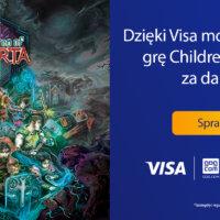 Promocja VISA z Children of Morta