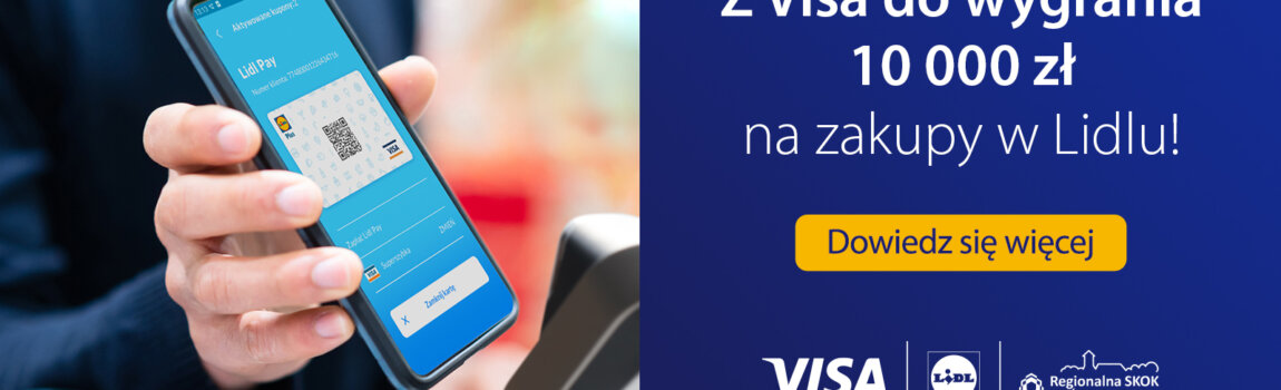 Promocja VISA z LIDL
